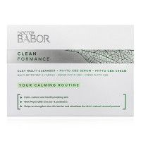 BABOR  CLEAN FORMANCE Calming CBD Serie